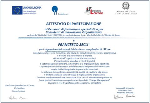 certificatomaster